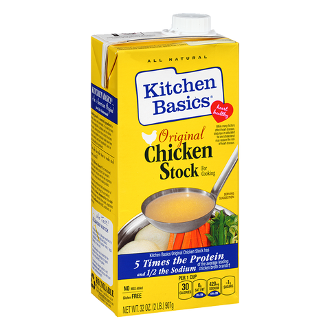Kitchen Basics -Chicken Stock 946 ml