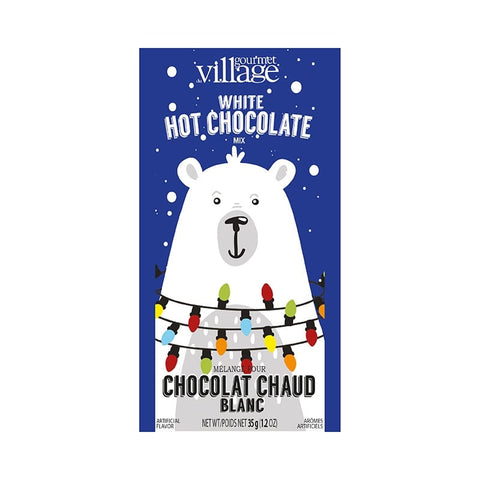 Gourmet du Village - Hot Chocolate Mix - Polar White