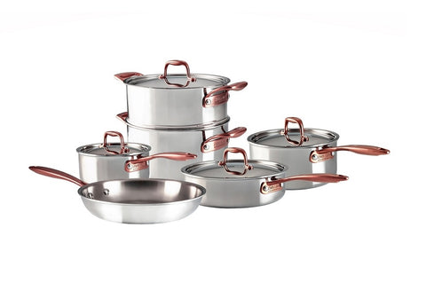 Zwilling Rose 10 PC Cookware set