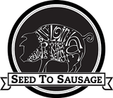 Saucisson Sec - Seed to Sausage - Sharbot Lake, Ontario  - 150g