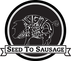 Seed to Sausage  - Saucisson Sec - Sharbot Lake, Ontario  - 150g