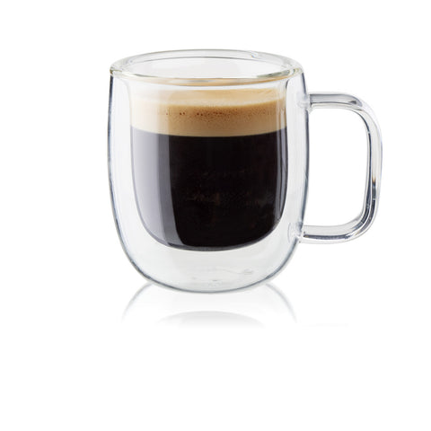 ZWILLING Sorrento Plus Double Wall Espresso Mug Set