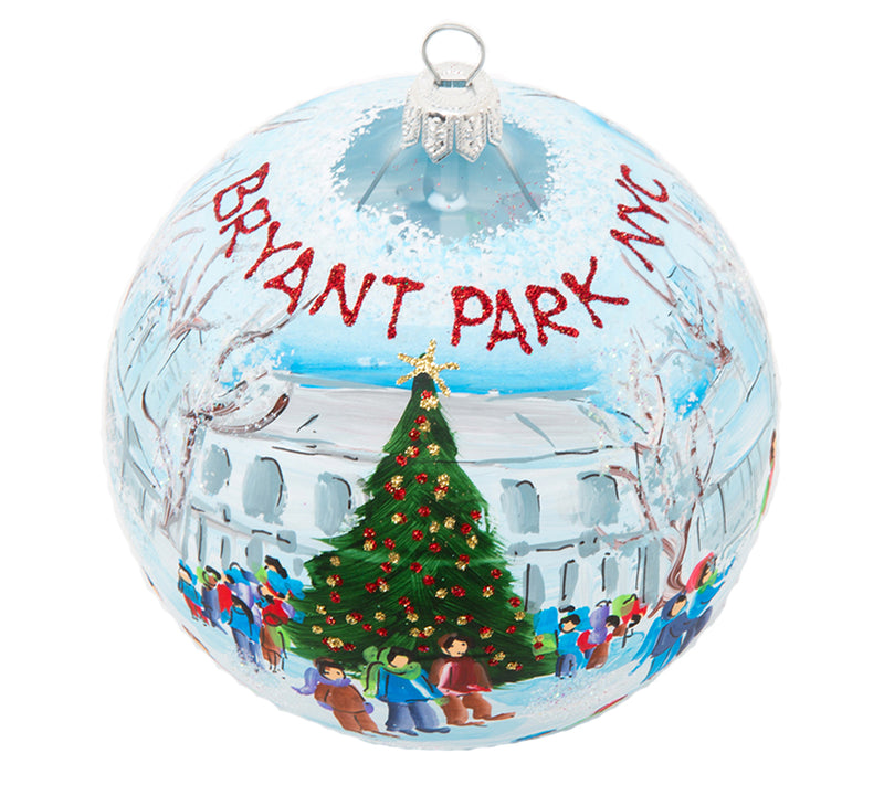 Hand-painted Ornament
