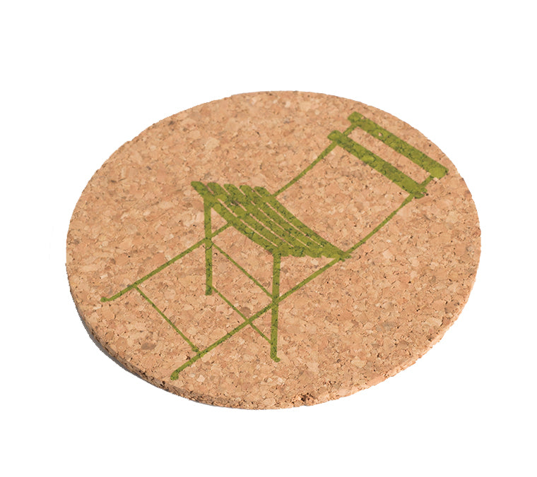 Chair Coasters - Set of 4