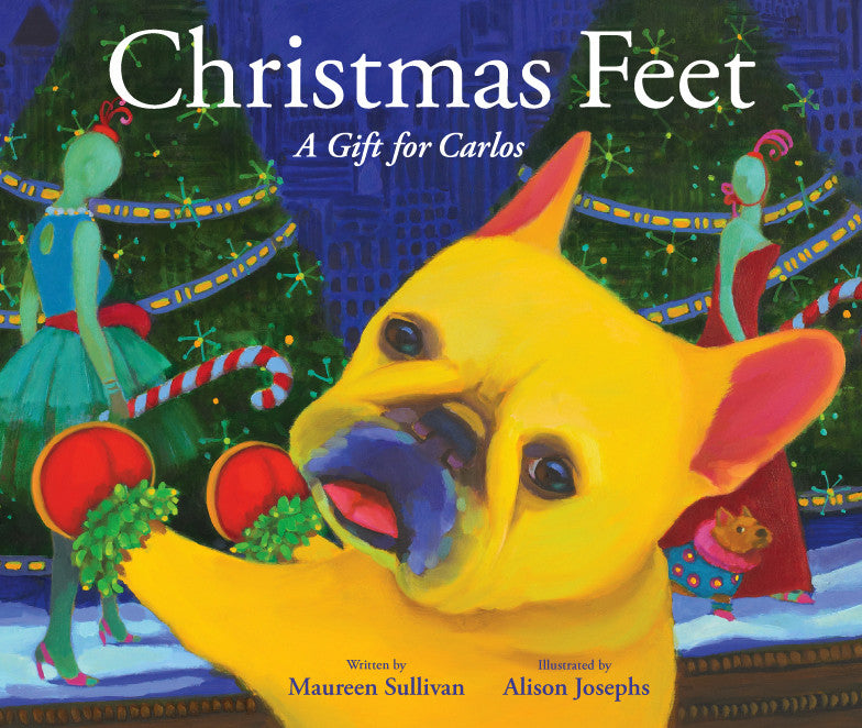Christmas Feet: A Gift for Carlos