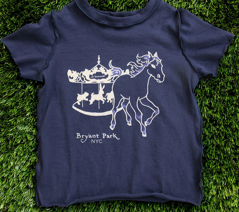 Le Carrousel Kids T-Shirt