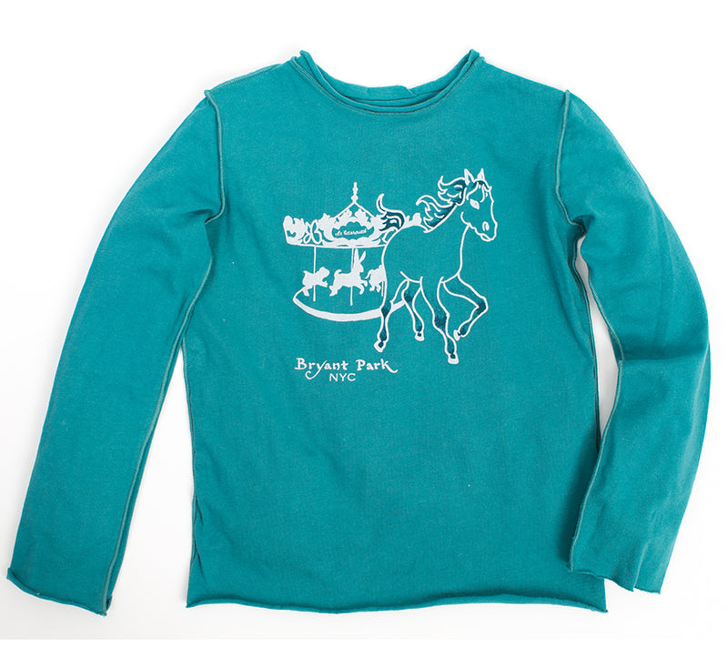 Le Carrousel Kids Shirt