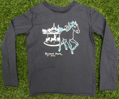 Le Carrousel Kids T-Shirt (long and short sleeve)