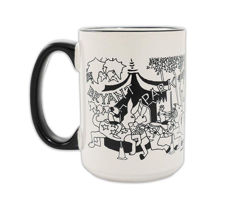 Illustration Mug