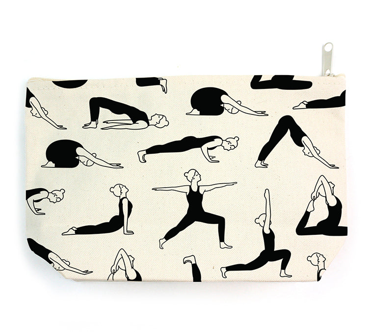 Yoga Little Jumbo Pouch