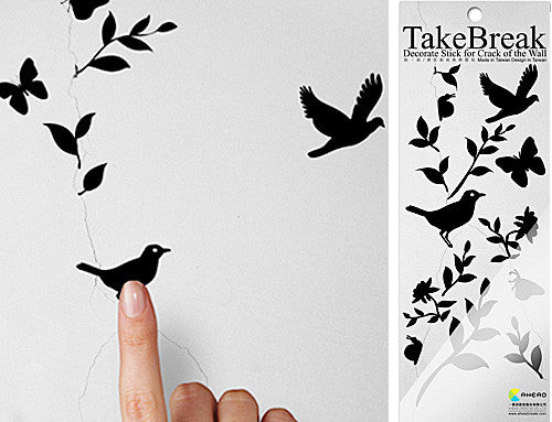 TakeBreak Wall Stickers