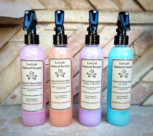 Room & Linen Spray - Multiple Scents