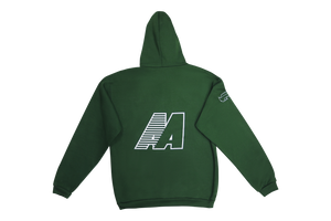 AA HOODED SWEATSHIRT VERDE BRINZIO