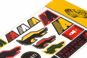 AA STICKER PACK