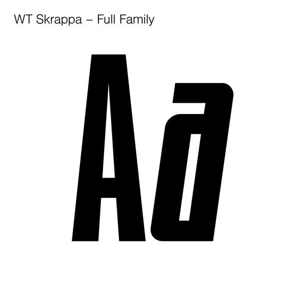 WT Skrappa – Full Family