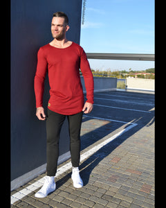 Alpha Long Sleeve Jersey Knit