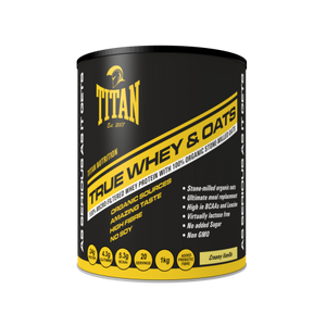 Titan True Whey & Oats