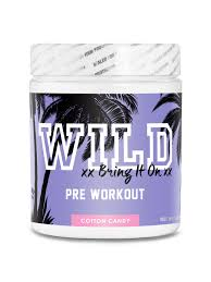Wild Cat Pre Workout