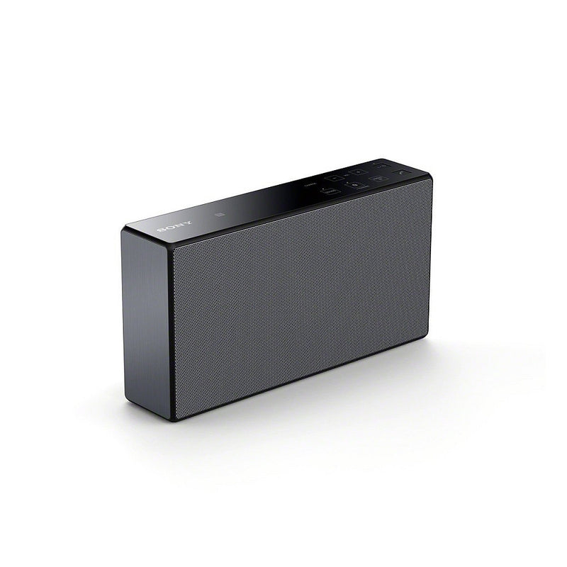 Sony SRS-X3KIT Portable Bluetooth Powerful and compact Wireless Speaker Plus Free Carrying Case (Black)