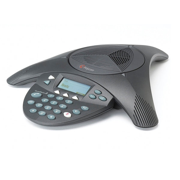Polycom SoundStation 2 Expandable Conference Phone (2200-16200-001) - New