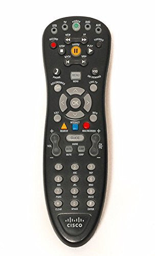 Cisco AT6400 AllTouch IR Universal Remote