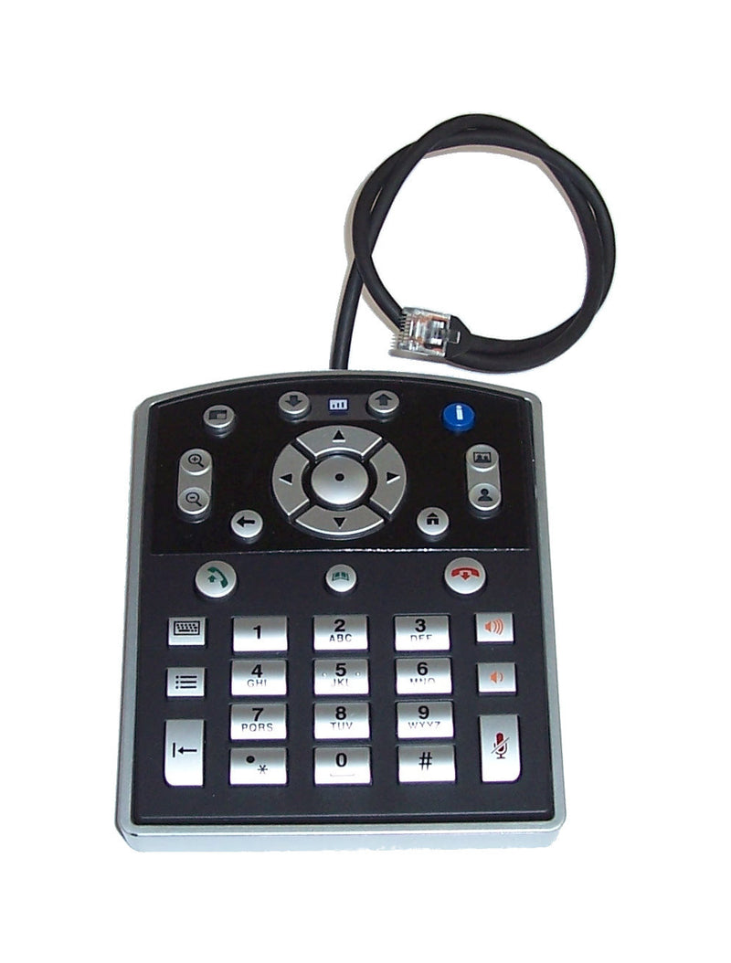 Keypad For Use With Hdx 4500 Codecs - Model