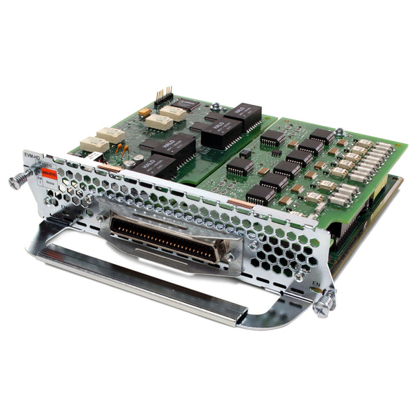 Cisco High Density VoiceFax Network Module - voice / fax module - FXO ( EM-HDA-6FXO= )
