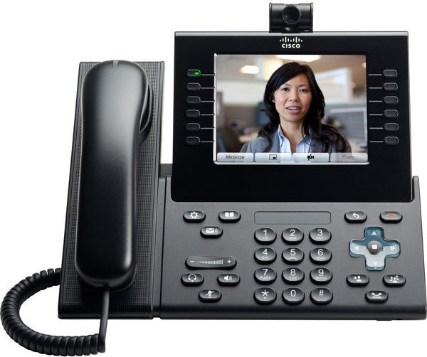 Cisco CP-9971-C-CAM-K9 Unified IP Phone