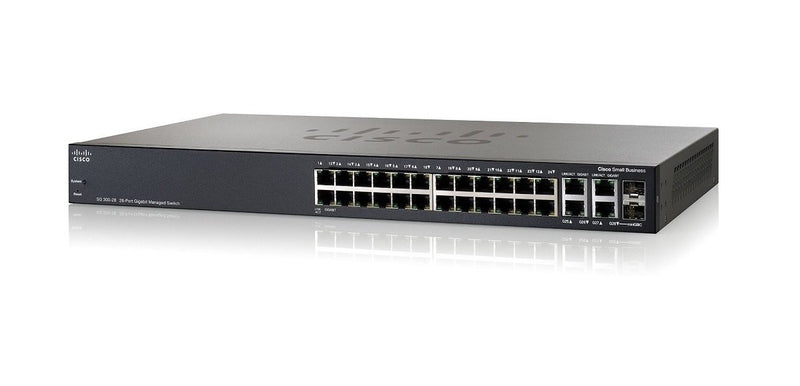 Cisco Small Business SG300-28 Switch
