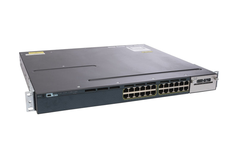 Cisco WS-C3560X-24P-E Catalyst 3560X-24P-E Managed Switch