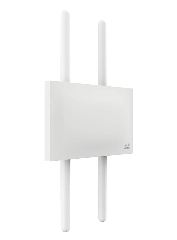 Cisco Meraki MR74 Dual-Band 4-Radio 2x2 MIMO 802.11ac Wave 2 Outdoor Access Point, 1.3 Gbps - Antennas Not Included