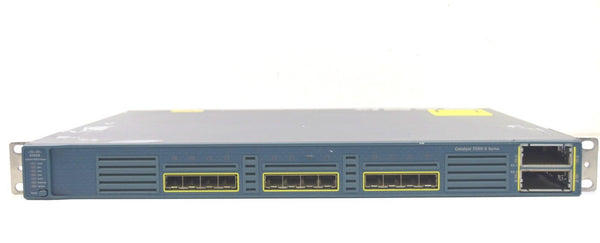 Cisco WS-C3560E-12SD-E 12-port Gigabit Ethernet Layer 3 Switch