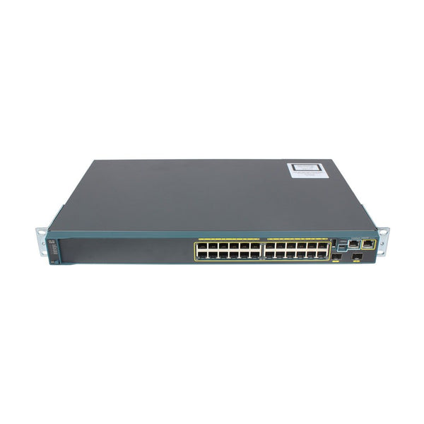 Cisco WS-C2960S-F24TS-S 24-port Switch