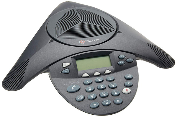 Polycom SoundStation 2W 2201-07880-160 1.9Ghz DECT 6.0 Wireless Conference Telephone