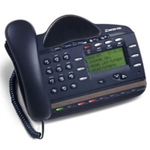 Mitel 3000 8 Button Full Duplex Phone (Charcoal) Model 4110 ~ Part# LR5829.06200 NEW
