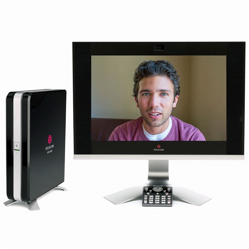 Polycom HDX 4000 Video Conferencing Device