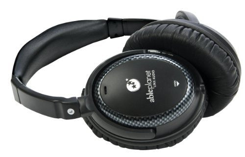 Able Planet NC1050 Around the Ear Noise Canceling Headphones