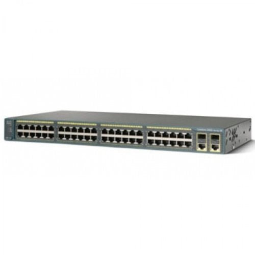 Cisco WS-C2960-48PST-L 48-Port 10/100MB Catalyst Switch