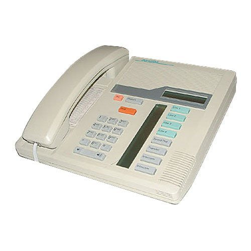 Nortel M7208 Telephone Ash