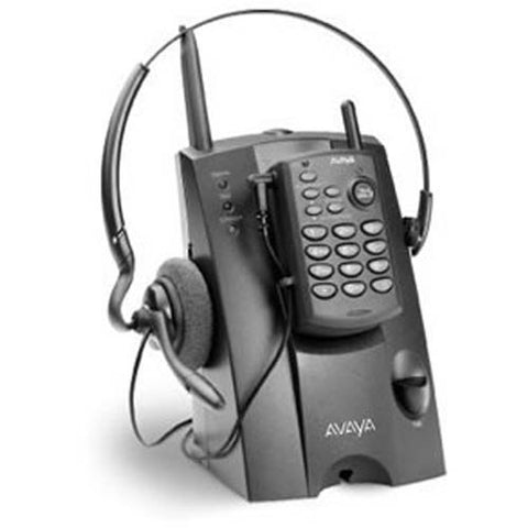Plantronics LKA10 Cordless Headset System for Lucent/Avaya Phones