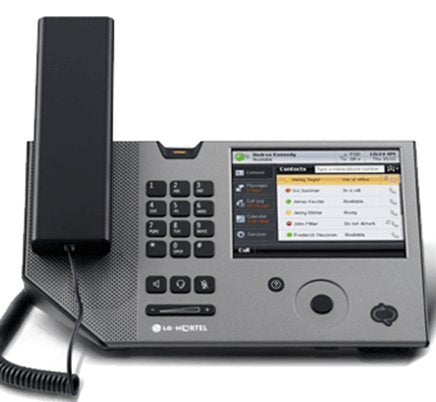 NORTEL IP8540 N0165406 Nortel Networks IP Phones LG 8540 IP Phone. These are N Tanjay (LG-Nortel IP8540 or Polycom CX700) phone and other end user