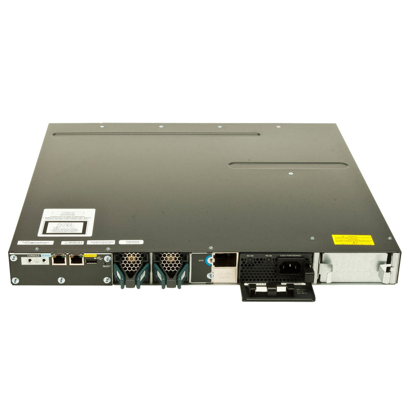 Cisco WS-C3560X-24T-S 24-port Managed Gigabit Ethernet Switch