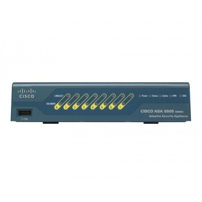 Cisco ASA5505-SEC-BUN-K9 Security Plus