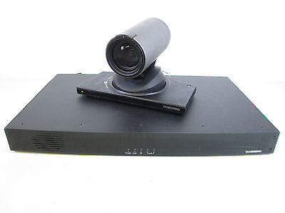 Tandberg TTC6-08 Conference System With Tandberg TTC8-01 Precision HD Camera