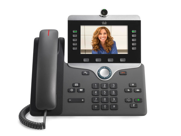 Cisco 8865 VolP IP Phone Telephone
