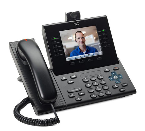 Cisco 9951 Charcoal Unified IP Phone with Slimline Handset