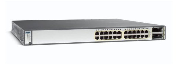 Cisco Catalyst WS-C3750E-24TD-S 24-Port Gigabit Ethernet Switch