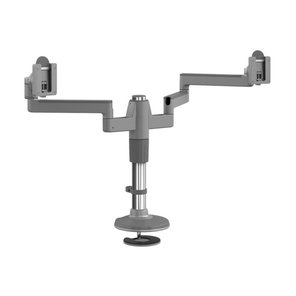 Humanscale MFLEX Double Monitor Arm