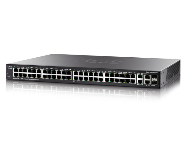 Cisco SG300-52P-K9 52 Ports Managed Switch