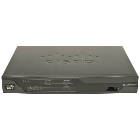 Cisco 887VA 4-Port Integrated Services Router